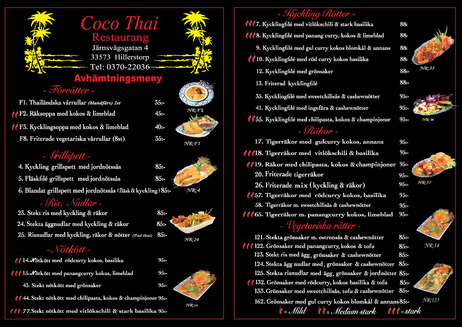 coco thai nässjö